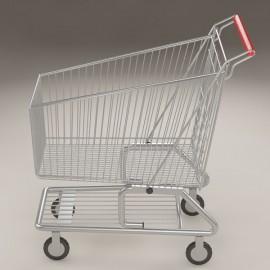 Carrito de compras grande