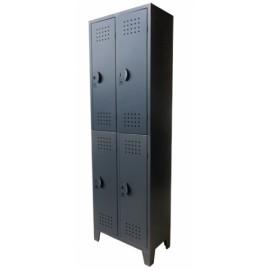Locker casillero 6 puertas